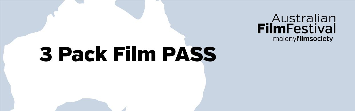 3 Pack Film Pass