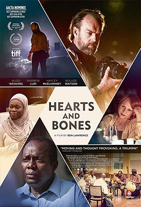 Hearts and Bones - Matinee poster image